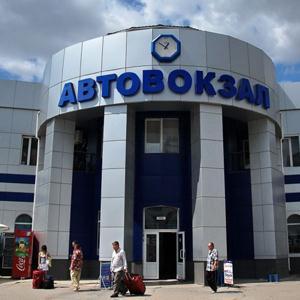 Автовокзалы Верещагино