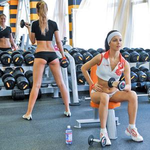 Фитнес-клубы Верещагино