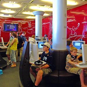 Интернет-кафе Верещагино