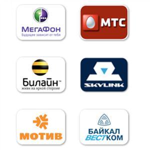Операторы сотовой связи Верещагино