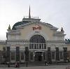 Железнодорожные вокзалы в Верещагино