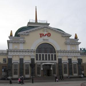Железнодорожные вокзалы Верещагино